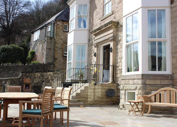 Thumbnail 2 bed flat for sale in The Haddon, Clarence House, Holme Road, Matlock Bath