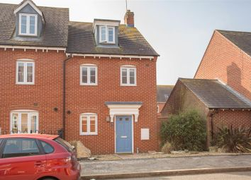 Thumbnail 3 bedroom end terrace house for sale in Prince Rupert Drive, Aylesbury