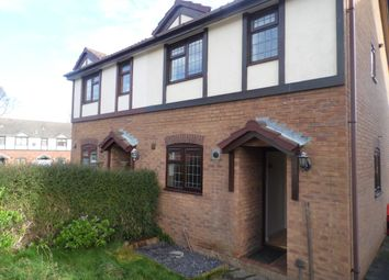 Thumbnail 2 bed semi-detached house to rent in Ffordd Dwyfor, Greenfield