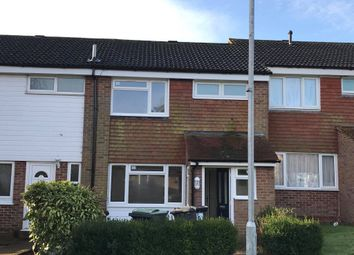 Thumbnail 3 bed terraced house to rent in Simpson Road, Snodland