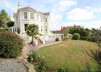 Thumbnail 5 bedroom detached house for sale in Burridge Road, Torquay
