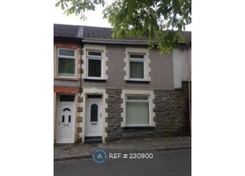 Thumbnail 3 bed terraced house to rent in William Street, Treherbert