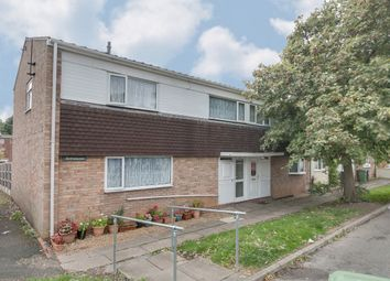 Thumbnail 4 bed end terrace house for sale in Bushley Close, Redditch