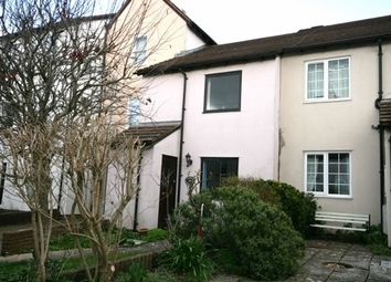 Thumbnail 2 bedroom end terrace house to rent in Pound Close, Topsham, Exeter