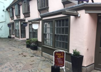 Retail premises to let in Golden Cross, Oxford OX1