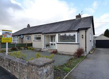 Thumbnail 2 bed semi-detached bungalow for sale in Seedfield, Staveley, Kendal