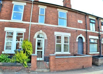 Thumbnail 2 bed terraced house for sale in St. Chads Road, New Normanton, Derby