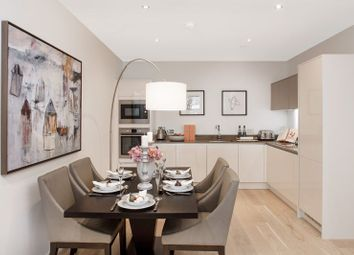 Thumbnail 3 bed flat to rent in 16 Quebec Way, London