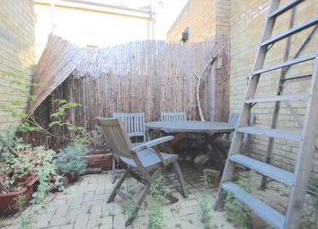 Thumbnail 2 bed terraced house to rent in Southgate Road, London