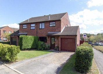 Thumbnail 3 bedroom semi-detached house for sale in Shoreham Rise, Two Mile Ash, Milton Keynes