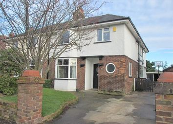 Thumbnail 4 bedroom semi-detached house for sale in Queensway, Penwortham, Preston