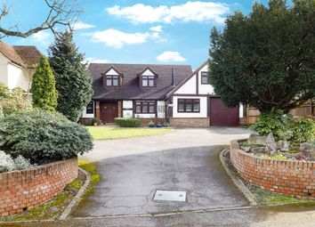 Thumbnail 4 bed detached house for sale in Manor Green Road, Epsom