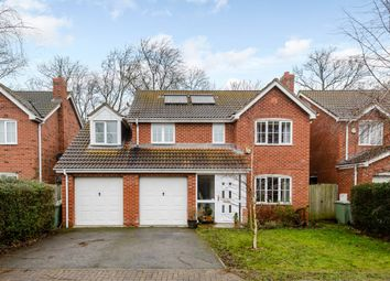 Thumbnail 4 bed detached house for sale in Youngs Close, Coddington, Newark, Nottinghamshire