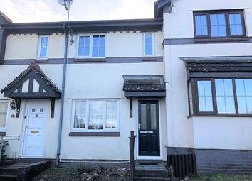 Thumbnail 2 bed terraced house for sale in King Alfred Way, Newton Poppleford, Sidmouth
