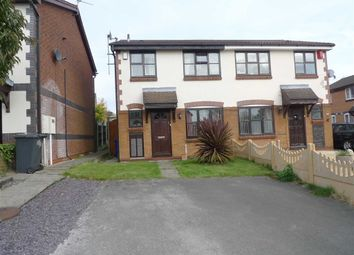 Thumbnail 3 bed semi-detached house for sale in Barclay Court, Shipley View, Derbyshire