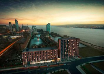 Thumbnail 2 bed flat for sale in Princes Dock, Liverpool