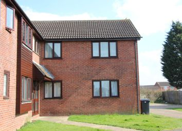 Thumbnail 1 bed flat to rent in Steward Close, Wymondham