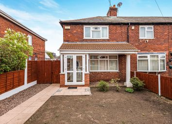 Thumbnail 3 bed end terrace house for sale in Claypit Lane, West Bromwich