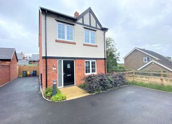 Thumbnail 3 bed detached house to rent in Citron Avenue, Coalville