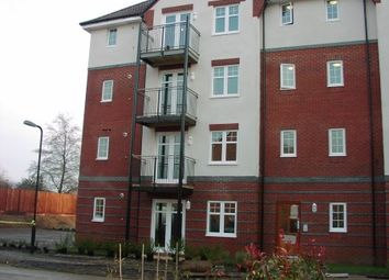 Thumbnail 2 bed flat to rent in Loveridge Way, Eastleigh