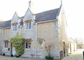 Thumbnail 2 bed detached house to rent in Stibbington Hall, Stibbington, Peterborough