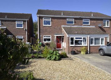 Thumbnail 4 bed semi-detached house for sale in Fylingdales, Thatcham, Berkshire