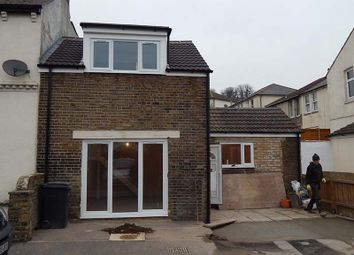 Thumbnail 1 bed semi-detached house to rent in Devonshire Road, Dover
