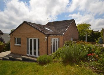 Thumbnail 3 bed detached bungalow for sale in Blakelaw Court, Alnwick