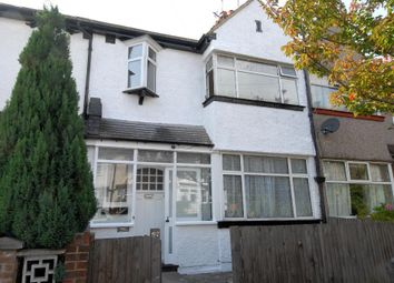 Thumbnail 3 bed terraced house to rent in Sandringham Avenue, Wimbledon Chase