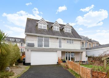Thumbnail 5 bedroom detached house for sale in North Road, Saltash