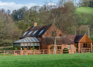 Thumbnail 4 bed detached house for sale in Elms Barn, Mathon, Malvern