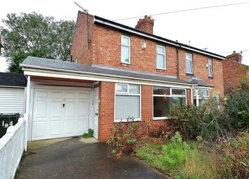 Thumbnail 2 bed semi-detached house for sale in Redheugh Road, South Wellfield, Whitley Bay