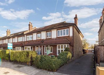 Thumbnail 3 bed end terrace house for sale in Anfield Close, Weir Road, London