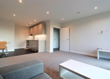 Thumbnail 1 bed flat to rent in Panorama Apartments, Harefield Road, Uxbridge