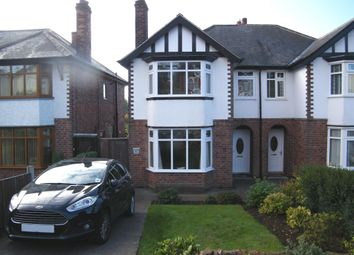 Thumbnail 3 bedroom semi-detached house for sale in Eastwood Road, Kimberley, Nottingham