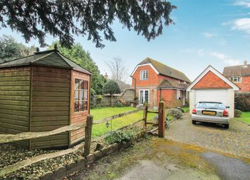 Thumbnail 3 bed detached house for sale in Barcombe Place, Barcombe, Lewes