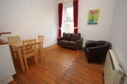 Thumbnail 2 bed flat to rent in Glen Street, Tollcross, Edinburgh