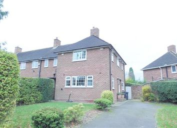 Thumbnail 3 bed end terrace house for sale in Blackberry Lane, Four Oaks, Sutton Coldfield