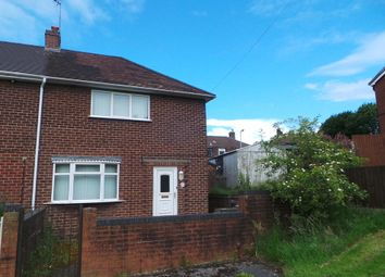 Thumbnail 2 bed town house for sale in Crackley Bank, Crackley, Newcastle-Under-Lyme