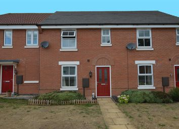 Thumbnail 2 bed terraced house for sale in Glengarry Way, Greylees, Sleaford