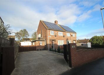 Thumbnail 3 bed semi-detached house for sale in Hillcrest, Highfield Road, Hemsworth, Pontefract