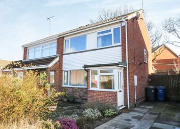 Thumbnail 3 bedroom semi-detached house for sale in Marlborough Way, Uttoxeter