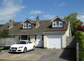 Thumbnail 3 bed semi-detached house for sale in Wimblestone Road, Winscombe
