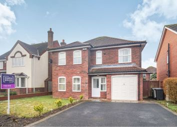 Thumbnail 4 bed detached house for sale in Hunston Road, Woodhall Spa