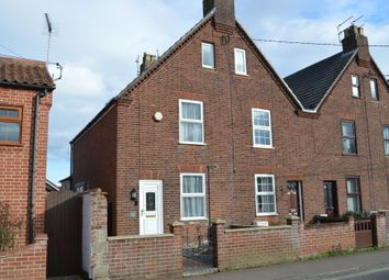 Thumbnail 4 bed end terrace house for sale in Ravensmere East, Beccles