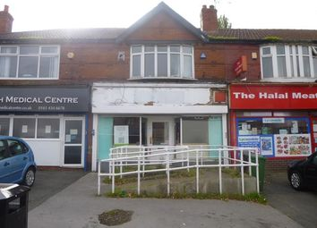 Thumbnail Retail premises to let in 110 Mauldeth Road, Withington, Manchester, Greater Manchester