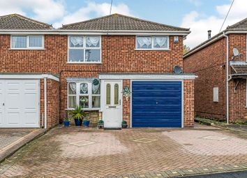 Thumbnail 3 bed semi-detached house for sale in Gayfield Avenue, Brierley Hill