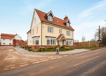 Thumbnail 5 bed detached house for sale in He Old Brewery, Ridley Green, Hartford End, Hartford End, Chelmsford