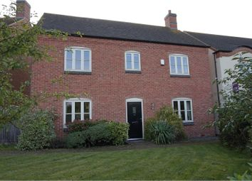 Thumbnail 4 bed detached house for sale in Barton Road, Nuneaton