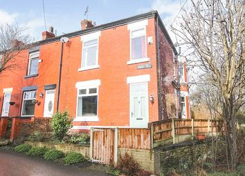 Thumbnail 4 bed end terrace house for sale in Godley Hill, Hyde, Greater Manchester